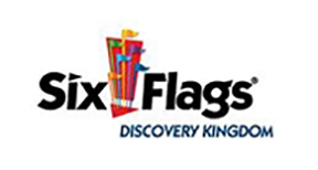 Six Flags Discovery Kingdom logo